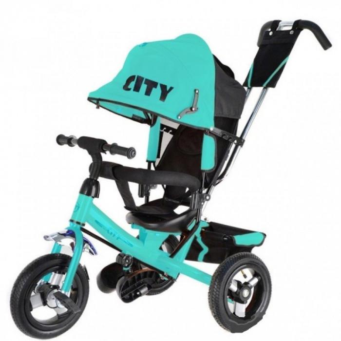 Велосипед Trike City JD7 надувные колеса