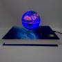Электромагнитный парящий глобус на книге