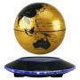 Левитирующий глобус с подсветкой 15 см