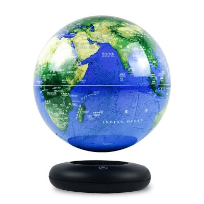 Левитирующий глобус с подсветкой 20 см