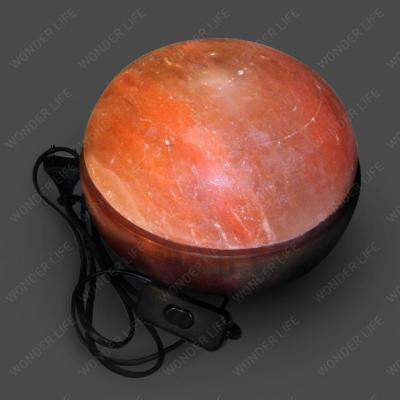 Соляная лампа Relax весом около 4 кг