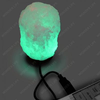 Соляная USB лампа Скала