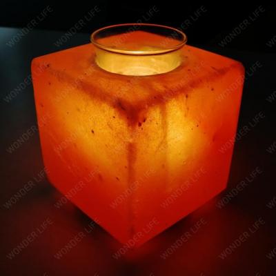 Соляная Арома лампа Кубус-Арома
