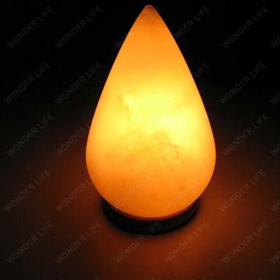 Соляная лампа Капля Мини 1.2 - 1.5 кг