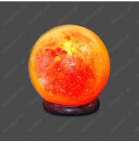 Солевая лампа Феншуй около 3 кг