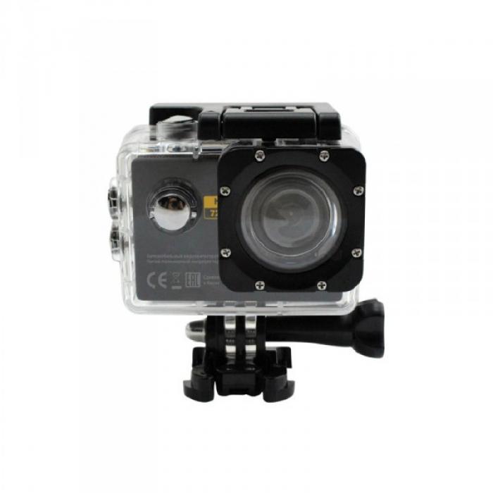 Автомобильный видеорегистратор + спортивная камера Lexand LR40