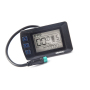 "Комплект Eltreco 48V 350W LCD 26"" передний + АКБ 48V 10А/ч (HL)"
