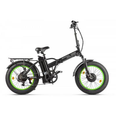 Велогибрид Volteco Bad Dual