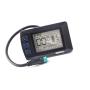 "Комплект Eltreco 36V 500W LCD 27.5"" + АКБ 36V 10А/ч (HL)"