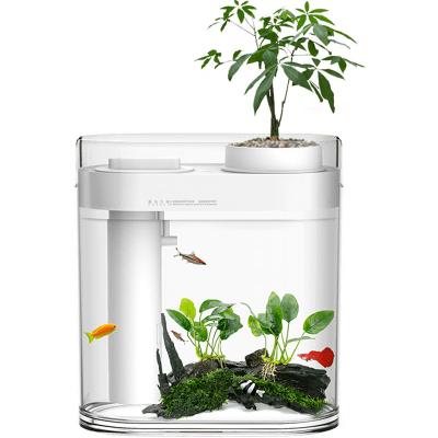 Аква-ферма Xiaomi Descriptive Geometry Amphibious Fish Tank
