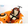 Электромобиль Barty Android Cosmic M77AA оранжевый