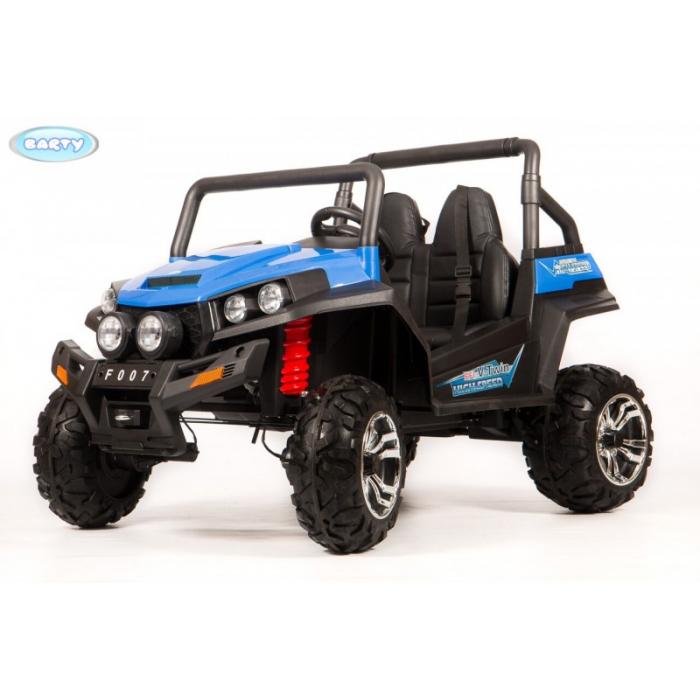 Электромобиль Barty Baggy F007 синий