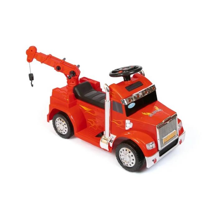 Электромобиль Barty ZPV100 красный