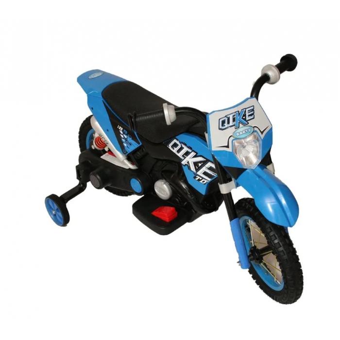 ЭлектромотоциклBarty CrossYM68синий