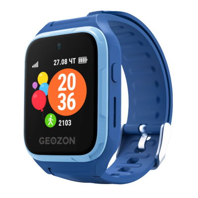 Детские умные часы Geozon LTE Plus