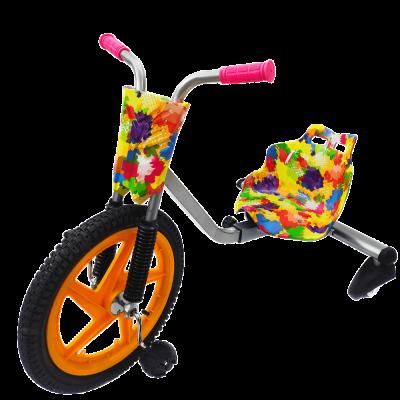 Детский трехколесный велосипед Дрифт Карт Drift-Trike - Краски