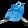 Детский трехколесный велосипед Дрифт Карт Drift-Trike - Спайдер-мэн синий