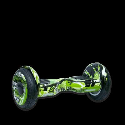 Гироскутер MiniPro 10.5 - Зеленый граффити