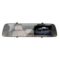 Автомобильное зеркало-видеорегистратор с двумя камерами Slimtec Dual M4