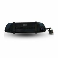 Автомобильное зеркало-видеорегистратор с двумя камерами Slimtec Dual M5