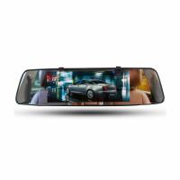 Автомобильное зеркало-видеорегистратор с двумя камерами Slimtec Dual M7
