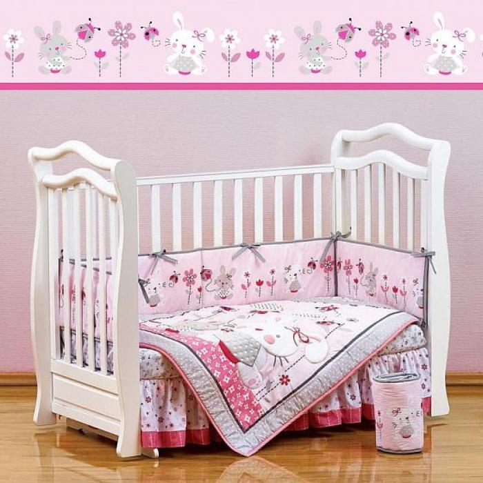 Комплект постельного белья Shapito 7 предметов 120х60