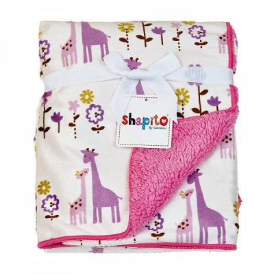 Плед Shapito Жирафы