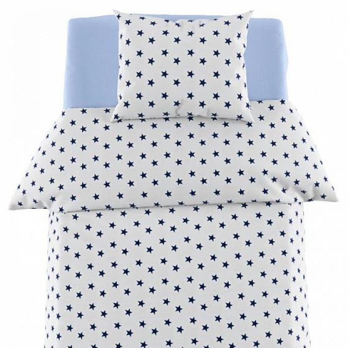 Комплект постельного белья Shapito 2 предмета 110х140